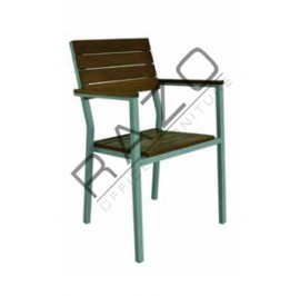 Cafeteria Chair | Restaurant Chair -SI34