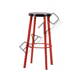 Cafeteria Stool| Restaurant Stool -SI25