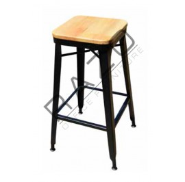 Cafeteria Stool| Restaurant Stool -SI50
