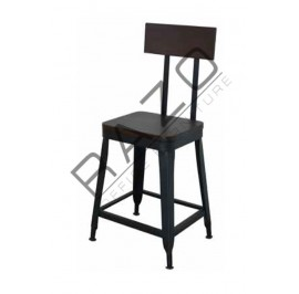 Cafeteria Stool| Restaurant Stool -SI27