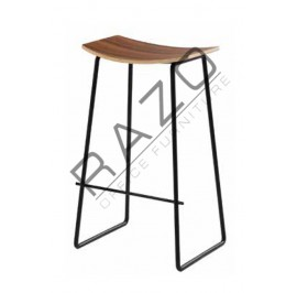Cafeteria Stool| Restaurant Stool -SI26