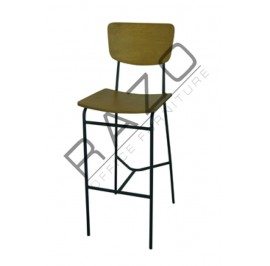Cafeteria Stool| Restaurant Stool -SI08B