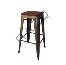 Cafeteria Stool| Restaurant Stool -SI31