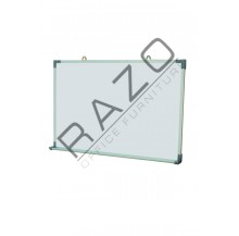 Single Sided Magnetic Whiteboard 4' x 6'