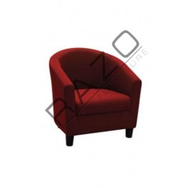 Sofa Settee-1 Seater-FL043