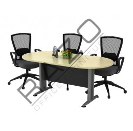 Oval Conference Table | Office Furniture -TOE18