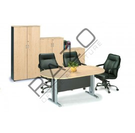 Oval Conference Table | Office Furniture -TO24