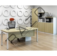 Executive Table Set | Office Furniture -SWB180A