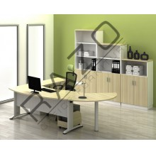 Executive Table Set | Office Furniture -BMB55