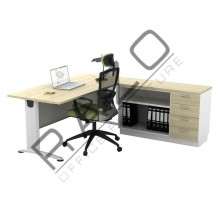 Executive Table Set | Office Furniture -BT188