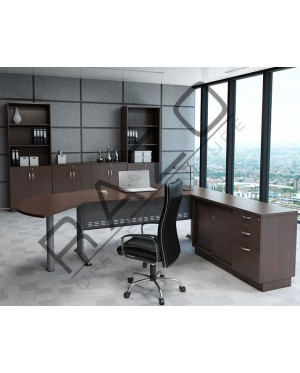Executive Table Set | Office Furniture -QMB180A
