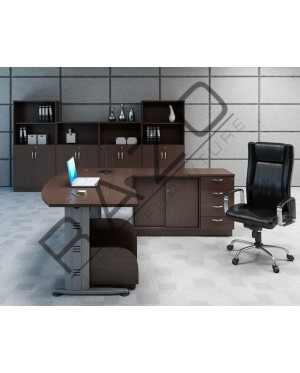 Executive Table Set | Office Furniture -QMB55