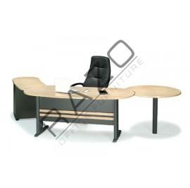 Executive Table Set | Office Furniture -TMB33