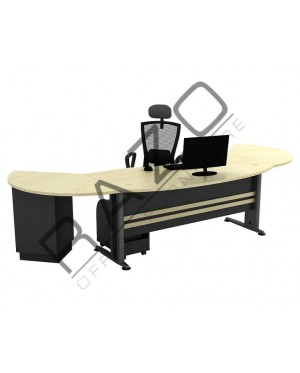 Executive Table Set | Office Furniture -TMB55