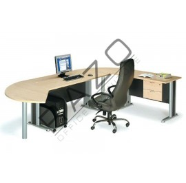 Executive Table Set | Office Furniture -TT158-S2