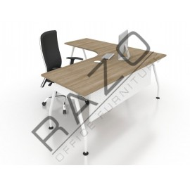 Writing Table | Office Table  | Office Furniture -AL1518 (L/R)
