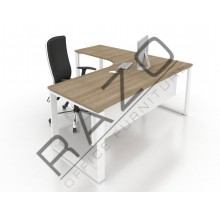 Writing Table | Office Table  | Office Furniture -SL1515 (L/R)