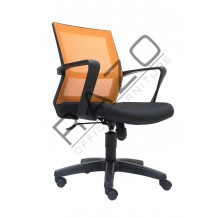 Mesh Low Back Chair | Netting Chair -E2732H