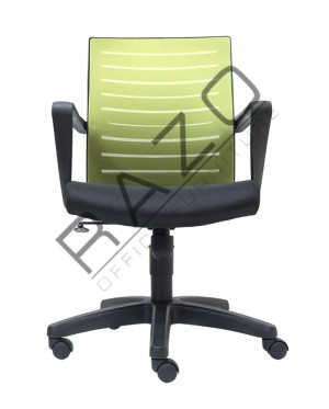 Mesh Low Back Chair | Netting Chair -E2736H