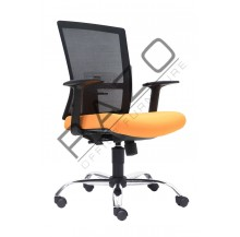 Executive Mesh Low Back Chair | Netting Chair -E2762H