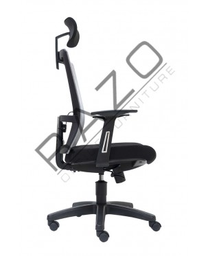 Presidential Mesh High Back Chair | Netting Chair -E2765H