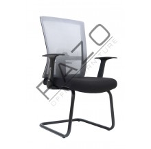 Conference Mesh Visitor Chair | Netting Chair -E2767S