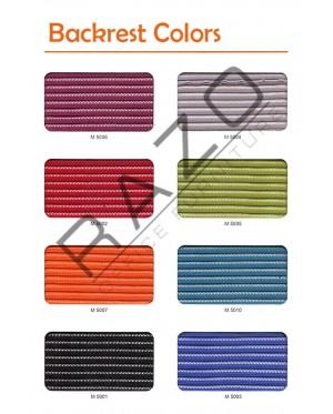 Mesh Low Back Chair | Netting Chair -E2772H