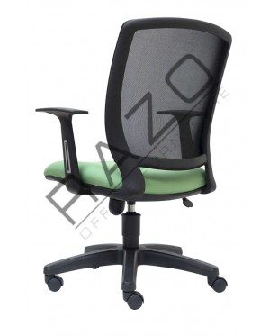 Mesh Low Back Chair | Netting Chair -E2774H