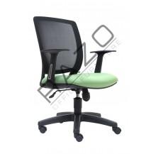 Mesh Low Back Chair | Netting Chair -E2774H