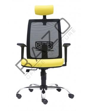 Presidential Mesh High Back Chair | Netting Chair -E2781H