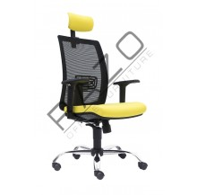 Presidential Mesh High Back Chair | Netting Chair -E2781H