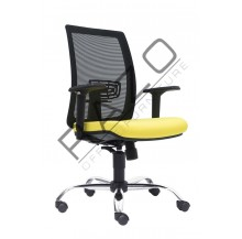 Executive Mesh Low Back Chair | Netting Chair -E2782H