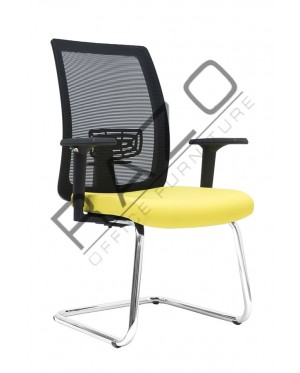 Conference Mesh Visitor Chair | Netting Chair -E2783S