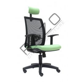 Presidential Mesh High Back Chair | Netting Chair -E2785H