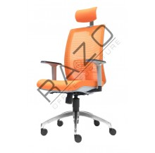 Presidential Mesh High Back Chair | Netting Chair -E2791H