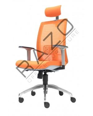 Presidential Mesh High Back Chair | Netting Chair -E2791H