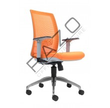 Executive Mesh Low Back Chair | Netting Chair -E2792H
