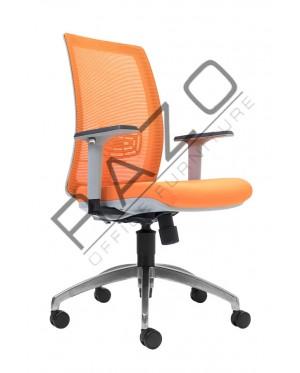 Executive Mesh Low Back Chair | Netting Chair -E2792H