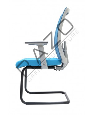 Conference Mesh Visitor Chair | Netting Chair -E2797S