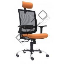 Presidential Mesh High Back Chair | Netting Chair -E2811H