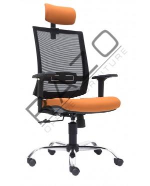 Presidential Mesh High Back Chair | Netting Chair -E2811H