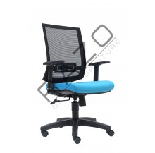 Executive Mesh Low Back Chair | Netting Chair -E2816H
