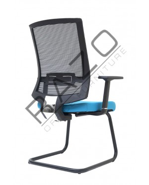 Conference Mesh Visitor Chair | Netting Chair -E2817S