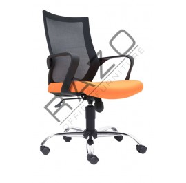 Executive Mesh Low Back Chair | Netting Chair -E2822H