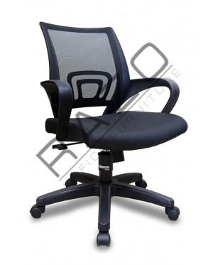 Executive Mesh Low Back Chair | Netting Chair -E5