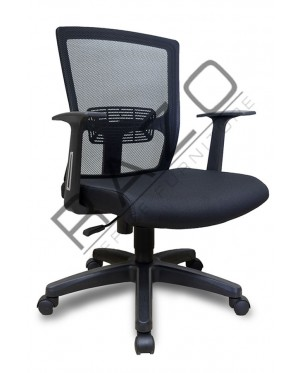 Executive Mesh Low Back Chair | Netting Chair -E6