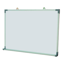 Single Sided White Board