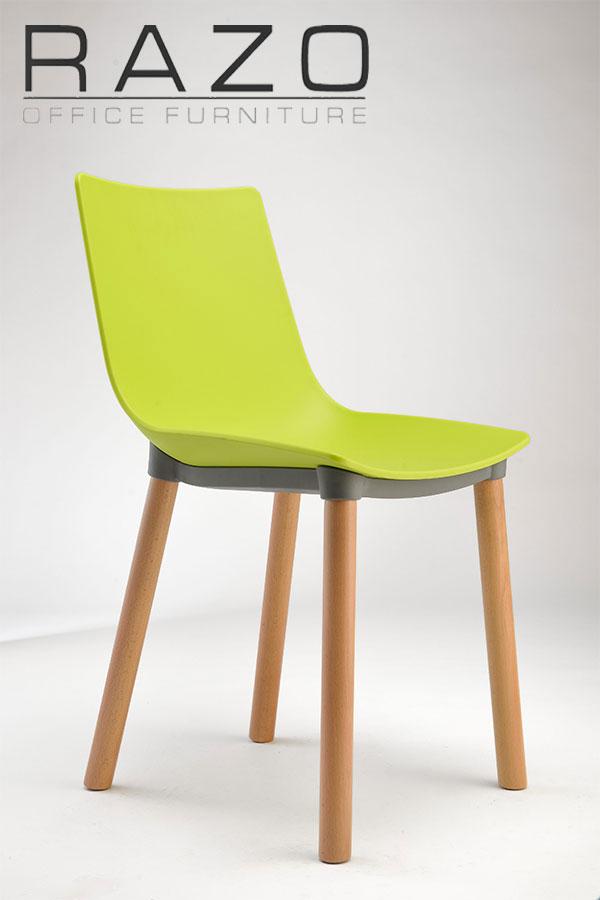 Designer Chair   Cafeteria Chair   Plastic Chair   Dining Chair   Restaurant Chair   Bar Chair -1001
