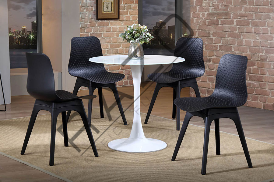 Modern Coffee Table Set Cafe Table Set D3157t 56018rc