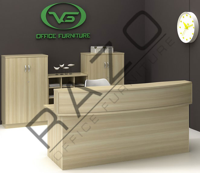 Reception Table   Reception Counter Set -EXCT1800S